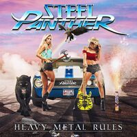 Steel Panther - Heavy Metal Rules [LP]