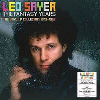 Leo Sayer - Fantasy Years 1979-1983 (Uk)