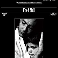 Fred Neil - Fred Neil [Clear Vinyl]