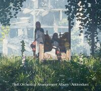 Game Music Jpn - Nier Orchestral Arrangement Album - Addendum