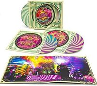 Nick Mason's Saucerful of Secrets - Live At The Roundhouse [Import 2CD+DVD]