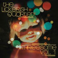 The Lickerish Quartet - Threesome Vol. 1 [LP]