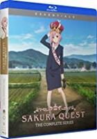 Sakura Quest: Complete Series - Sakura Quest: The Complete Series