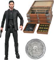 Diamond Select - Diamond Select - John Wick Deluxe Action Figure Box Set