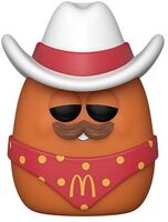 Funko Pop! AD Icons: - FUNKO POP! AD ICONS: McDonalds- Cowboy Nugget