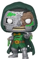 Funko Pop! Marvel: - FUNKO POP! MARVEL: Marvel Zombies- Dr. Doom