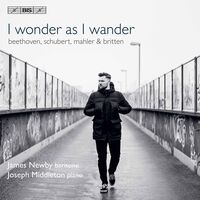 Beethoven / Newby / Middleton - I Wonder As I Wander (Hybr)