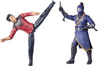 Shc 6in Figure Battle Pack - Hasbro Collectibles - Marvel Shang-Chi 6 Inch Figure Battle Pack