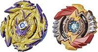 Bey Sps Spear Valtryek V6 and Regulus R6 - Hasbro Collectibles - Beyblade Sps Spear Valtryek V6 And Regulus R6