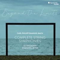 Gli Incogniti  / Beyer,Amandine - C.p.e. Bach: Symphonies