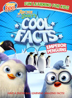 Archie and Zooey's Cool Facts: Emperor Penguins - Archie And Zooey's Cool Facts: Emperor Penguins
