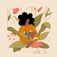 Thanya Iyer - Kind [Colored Vinyl] (Org) (Pnk) [Download Included]