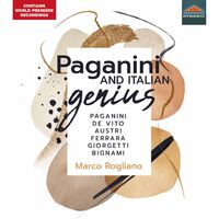 Paganini & Italian Genius / Various - Paganini & Italian Genius / Various