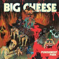 Big Cheese - Punishment Park (Blue) [Colored Vinyl] (Uk)