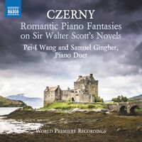 Czerny / Wang / Gingher - Romantic Piano Fantasies
