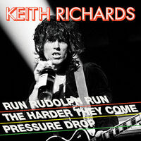 Keith Richards - Run Rudolph Run [Colored Vinyl] [Limited Edition] (Red)