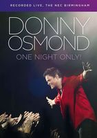 Donny Osmond - One Night Only! Live In Birmingham