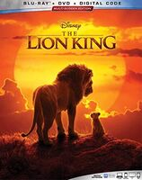 The Lion King [Disney] - The Lion King [Live Action]