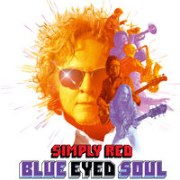 Simply Red - Blue Eyed Soul [LP]