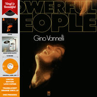 Gino Vannelli - Powerfull People [Colored Vinyl] [Limited Edition] (Org)