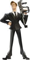 Mini Epics - WETA Workshop Mini Epics - Men In black: International - Agent H