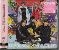 TOMORROW X TOGETHER - Magic Hour (Version A) [Import]
