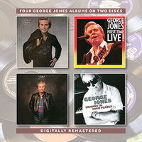 George Jones - Still The Same Ole Me / First Time Live! / One Woman / Friends In High Places