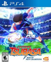 Ps4 Captain Tsubasa: Rise of New Champions - Captain Tsubasa: Rise of New Champions for PlayStation 4