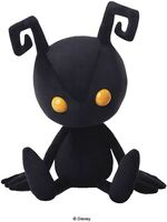 Square Enix - Kingdom Hearts Shadow Plush Action Doll