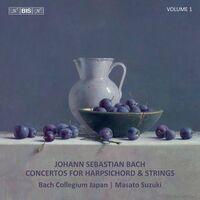 J Bach S / Suzuki / Bach Collegium Japan - Concertos For Harpsichord 1 (Hybr)