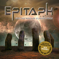 Epitaph - Five Decades Of Classic Rock: Best Of