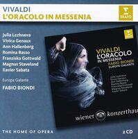 Vivaldi / Fabio Biondi - Vivaldi: L'oracolo In Messenia [Limited Edition] (Fra)