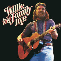 Willie Nelson - Willie & Family Live [Import]