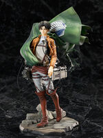 Passage - Passage - Attack of Titan - Levi