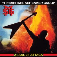 The Michael Schenker Group - Assault Attack [Import]