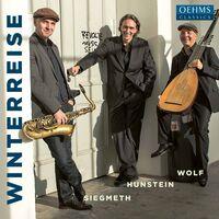 Axel Wolf - Winterreise
