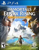 Ps4 Immortals Fenyx Rising Gold Edition - Immortals Fenyx Rising Gold Edition for PlayStation 4