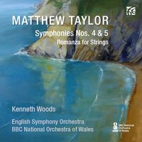 Taylor / English Symphony Orchestra / Woods - Symphonies 4 & 5