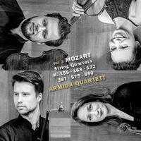 Mozart / Armida Quartett - String Quartets 3