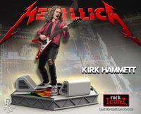 Metallica - Knucklebonz - Metallica - Kirk Hammett (Metallica) Rock Iconz