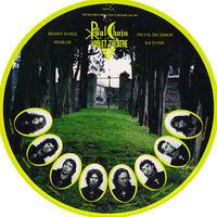 Paul Chain - Paul Chain Violet Theatre (Pict) (Ita)