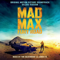Tom Holkenborg  ( Junkie Xl ) (Dlx) (Mod) - Mad Mad: Fury Road - O.S.T. [Deluxe] (Mod)