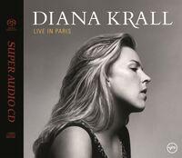 Diana Krall - Live In Paris (Hybr)