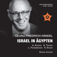 Bavarian Radio Symphony Orchestra - Israel in Agypten: Kupper Top
