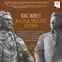 ?dil Biret - J.S. Bach & Mozart Edition