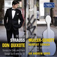 Daniel Muller-Schott - Don Quixote