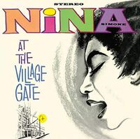 Nina Simone - At The Village Gate [Deluxe] (Mlps) [Remastered] (Spa)