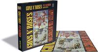 Guns N' Roses - Guns N' Roses Appetite For Destruction 1 (500 Piece Jigsaw Puzzle)
