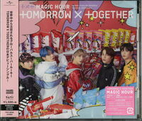 TOMORROW X TOGETHER - Magic Hour (Version B) [Import]