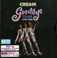 Cream - Cream / Goodbye Tour: Live 1968 (Shm) (Jpn)